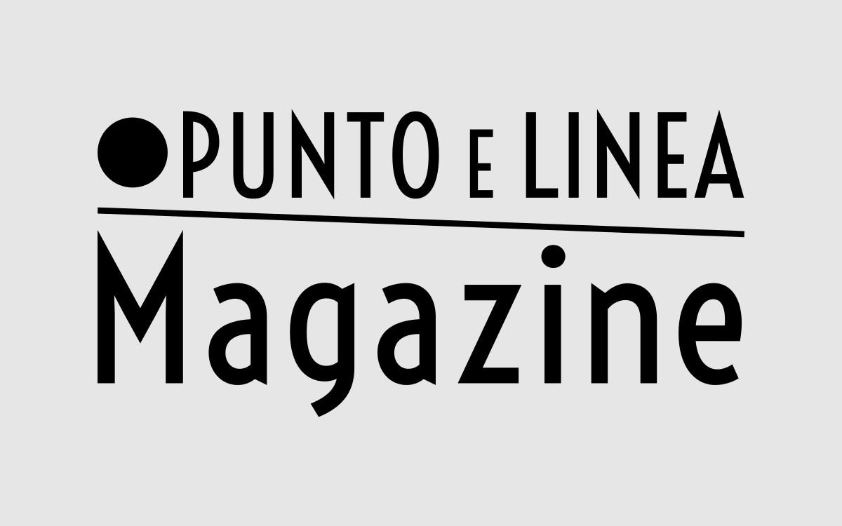 PUNTO E LINEA MAGAZINE - LOGO