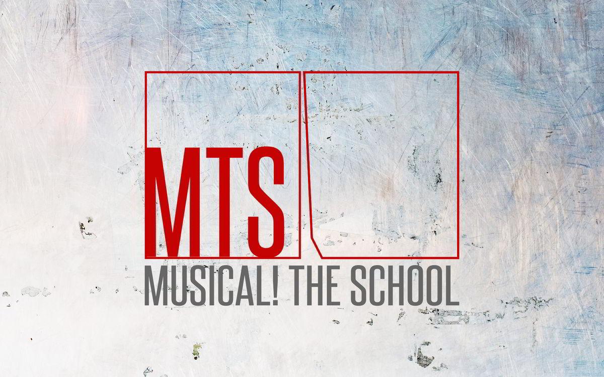 MUSICAL THE SCHOOL - LOGO
