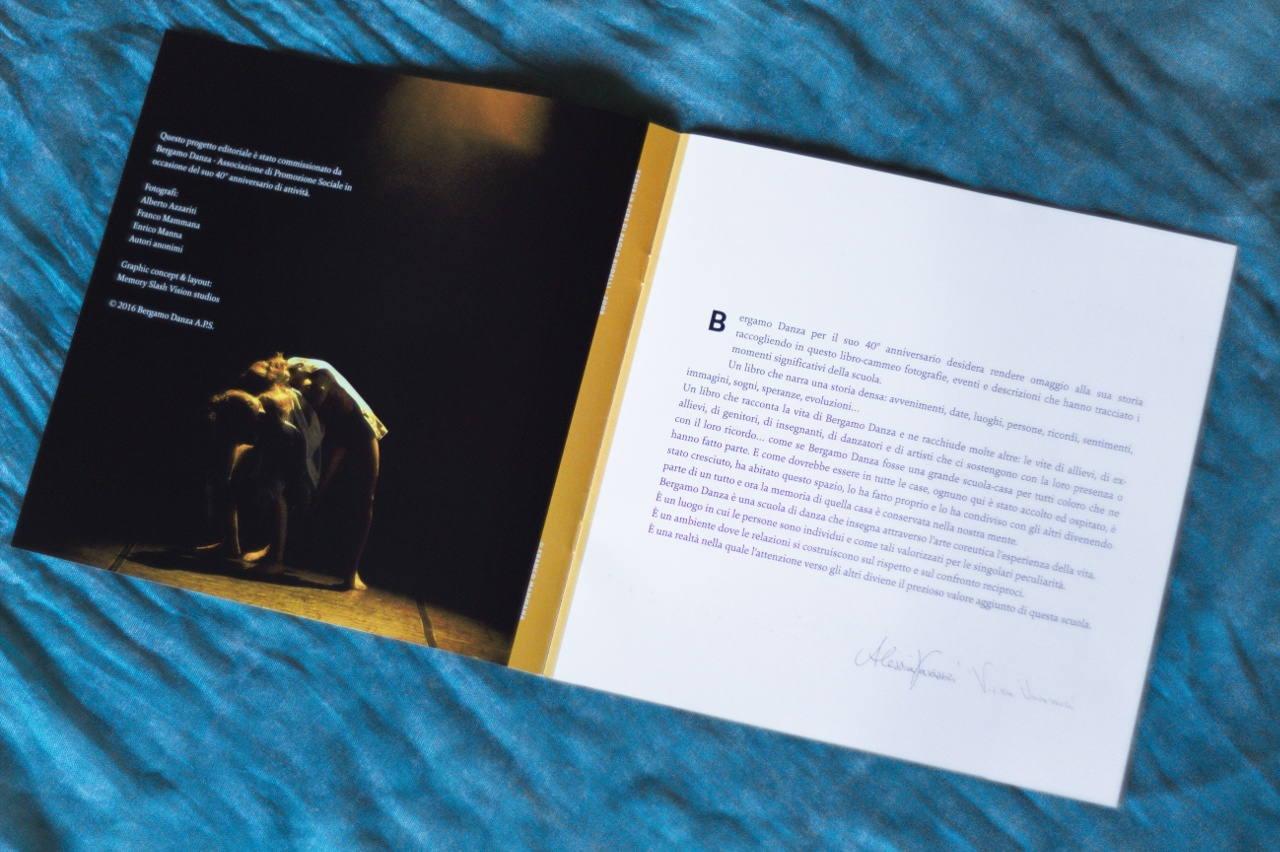 Book pagine di apertura