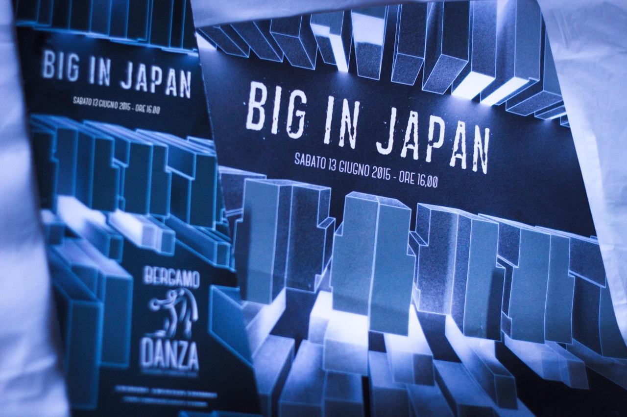 BERGAMO DANZA – BIG IN JAPAN