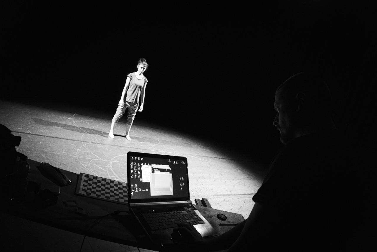 Backstage Make your choice  - MEMORY SLASH VISION studios