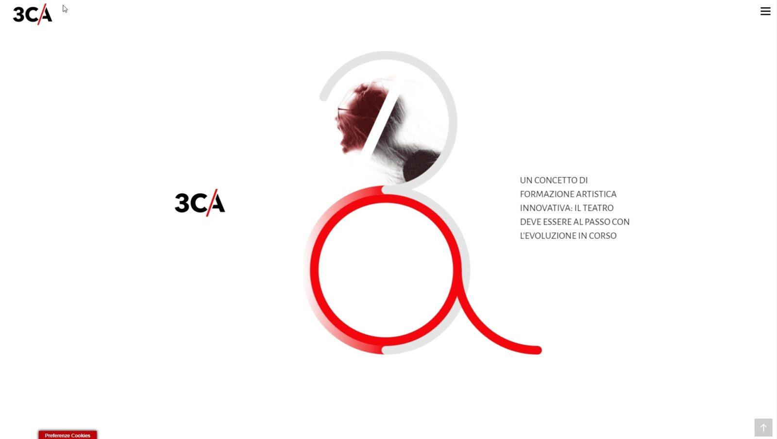 3C/A CORSO CREATIVO CONTEMPORANEO ATTORIALE – WEBSITE